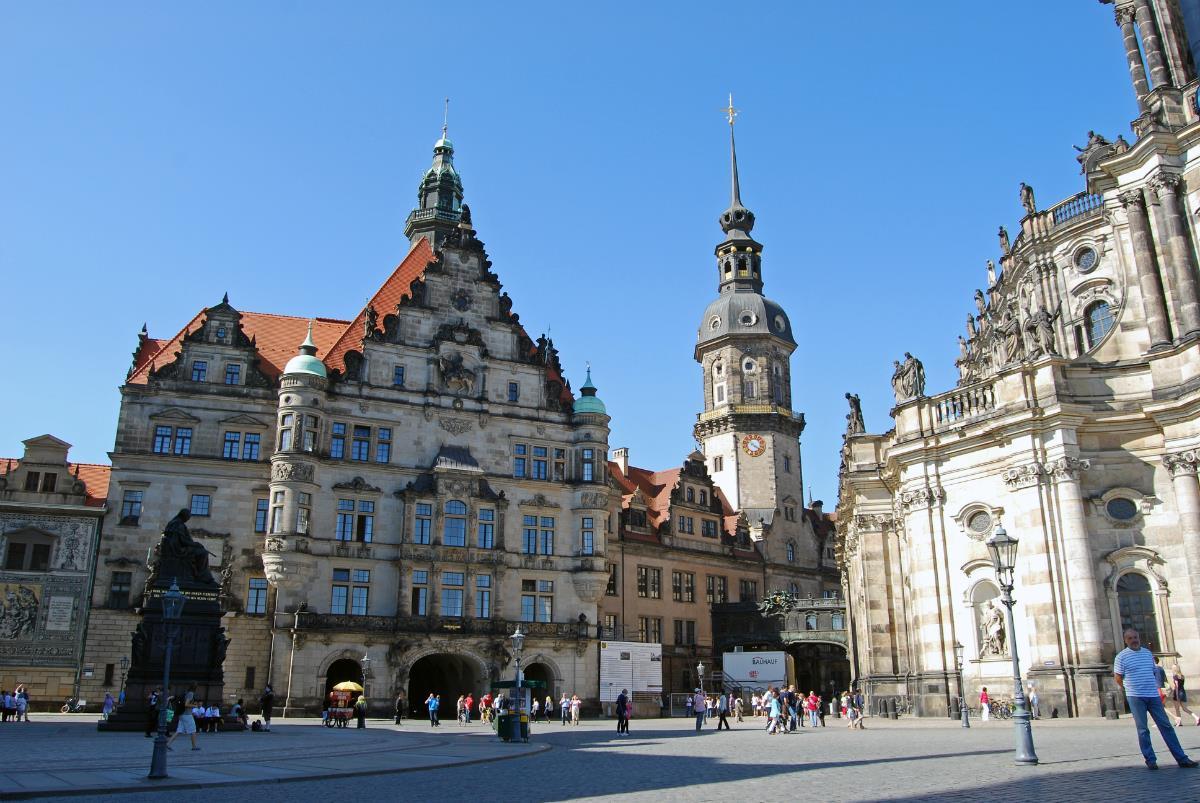 markt cottbus oberkirche