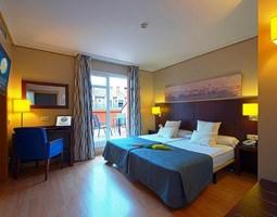 Hotel Ganivet (of gelijkwaardig)